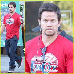 Mark Wahlberg: Talk Show Appearances in Two Weeks!