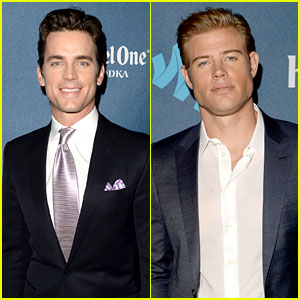 Matt Bomer & Trevor Donovan - GLAAD Media Awards 2013