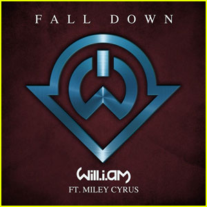 Miley Cyrus & will.i.am's 'Fall Down' - Listen Now!