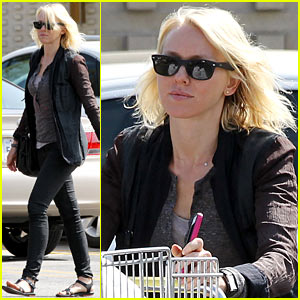 Naomi Watts: 'Birdman' Begins Principal Photography!