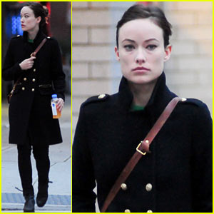 Olivia Wilde: Men Don't Understand PMS!