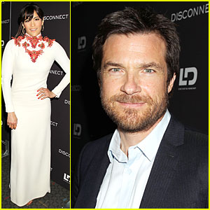 Paula Patton & Jason Bateman: 'Disconnect' New York Screening!