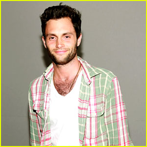 Penn Badgley: 'Greetings From Tim Buckley' Apple Event!