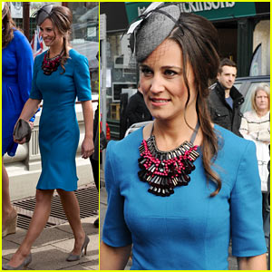 Pippa Middleton: Michael Marsham & Lucy Beaumont Wedding!