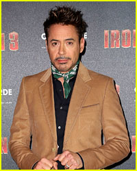 Robert Downey Jr. Hints at Retiring 'Iron Man' Character