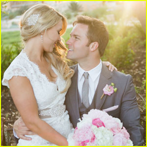 Scott Porter: Official Wedding Photos & Details!