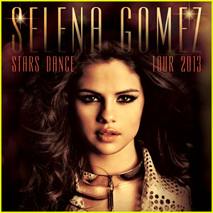 Selena Gomez Announces 'Stars Dance' World Tour 2013!