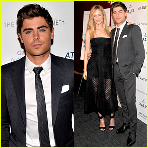 Zac Efron & Heather Graham: 'At Any Price' NYC Premiere!