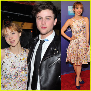 Zoe Kazan & Sterling Beaumon: 'The Pretty One' Premiere