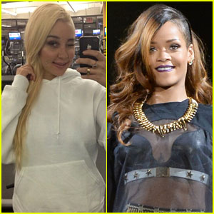 Rihanna & Amanda Bynes Exchange Insults Via Twitter
