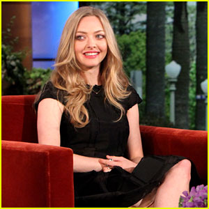 Amanda Seyfried: 'I Had Beautiful Huge Breasts' at 15