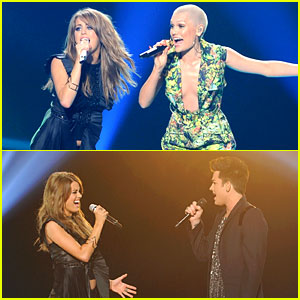 Angie Miller, Adam Lambert, & Jessie J Perform on 'American Idol' Finale - Watch Now!