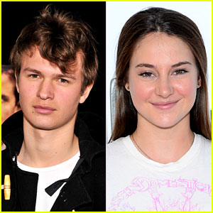 Ansel Elgort: Augustus Waters in 'Fault in Our Stars' Movie!