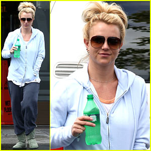 Britney Spears: Currently Reading 'The Goddess Inheritance'!