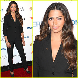 Camila Alves: Macy's American Icons Campaign Launch!