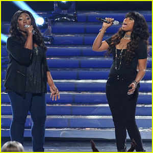 Candice Glover &#038; Jennifer Hudson Duet on 'Idol' Finale (Video)