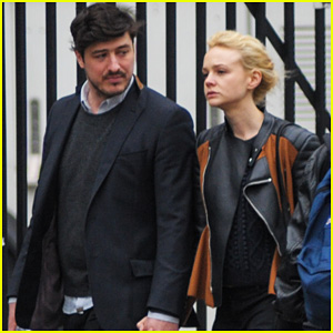 Carey Mulligan: 'I Was Terrified of Reading' with Leo for 'Grea