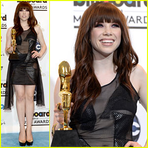 Carly Rae Jepsen - Billboard Music Awards 2013