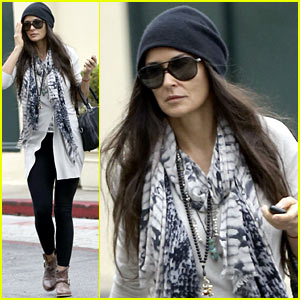 Demi Moore: Rumer Willis to Guest Star on 'Pretty Little Liars'!
