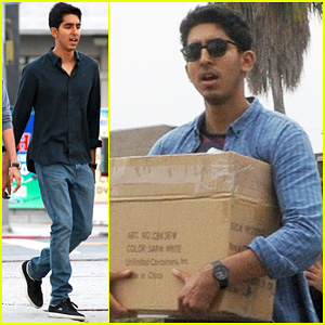 Dev Patel: Mother's Day Lunch!