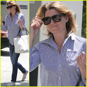 Ellen Pompeo Gives 'Grey's' Showrunner Funny Nickname