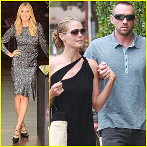 Heidi Klum & Martin Kirsten: Beverly Hills Twosome!