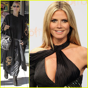 Heidi Klum: 'Germany's Next Top Model' Photo Call