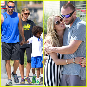 Heidi Klum & Martin Kirsten: PDA Weekend Couple!