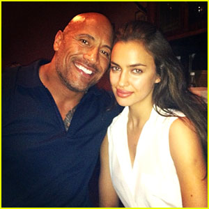 Irina Shayk: Megara in Dwayne Johnson's 'Hercules' Movie!