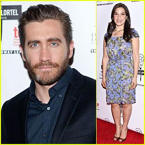 Jake Gyllenhaal & America Ferrera: Lucille Lortel Awards!