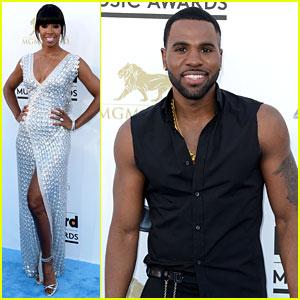 Jason Derulo & Kelly Rowland - Billboard Music Awards 2013!
