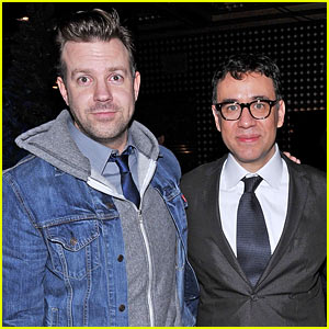 Jason Sudeikis & Fred Armisen: Leaving 'Saturday Night Live'?