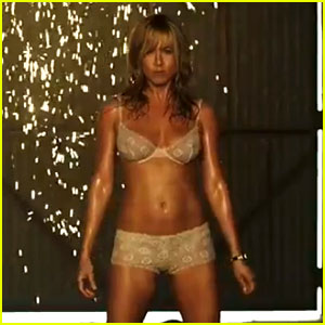 Jennifer Aniston Strips in 'We're The Millers' Red Band Trailer! 
