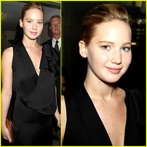 Jennifer Lawrence: 'Great Gatsby' Premiere in New York City!