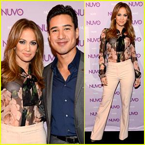 Jennifer Lopez: NUVOtv Upfront Presentation!