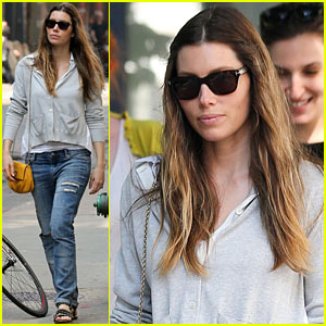Jessica Biel: Justin Timberlake to Play London's iTunes Festival!