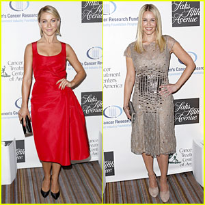 Julianne Hough & Chelsea Handler: Unforgettable Evening!