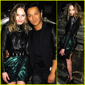 Kate Bosworth: Midnight Supper Event for Moda Operandi!