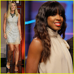 Kelly Rowland Officially Joins 'The X Factor' wi