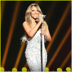 Mariah Carey Performs Medley on 'American Idol' Finale (Video)