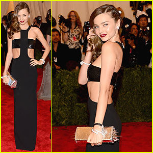 Miranda Kerr - Met Ball 2013 Red Carpet
