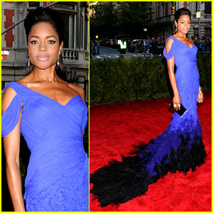 Naomie Harris - Met Ball 2013 Red Carpet