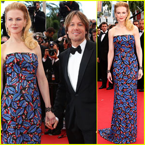Nicole Kidman &#038; Keith Urban: 'Inside Llewyn Davis' Cannes Premiere