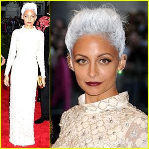 Nicole Richie - Met Ball 2013 Red Carpet