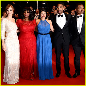 Octavia Spencer & Michael B. Jordan: 'Fruitvale Station' at Cannes!
