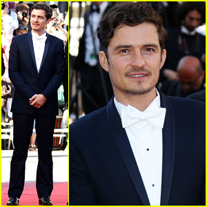 Orlando Bloom & Forest Whitaker: 'Zulu' Cannes Premiere