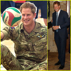 Prince Harry: Missy Franklin's Birthday Celebration!