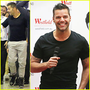 Ricky Martin: Puerto Rico Equal Rights Advocate!
