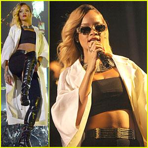 Rihanna: Mawazine Music Festival Performer!
