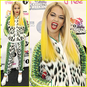 Rita Ora: BBC Radio 1's Big Weekend!